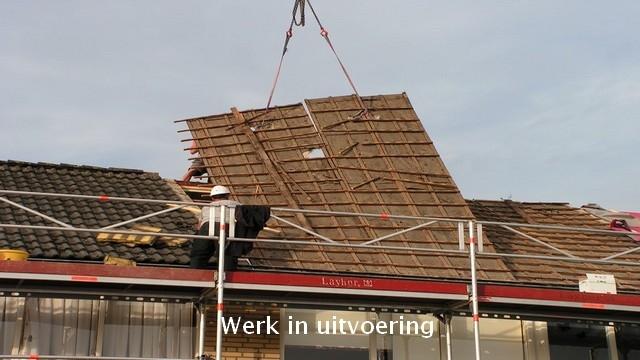 65 woningen Nederlandse buurt 3