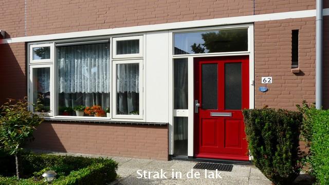 65 woningen Nederlandse buurt 5