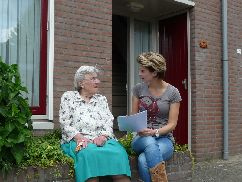 Tante Keet in Wilhelminadorp (46)