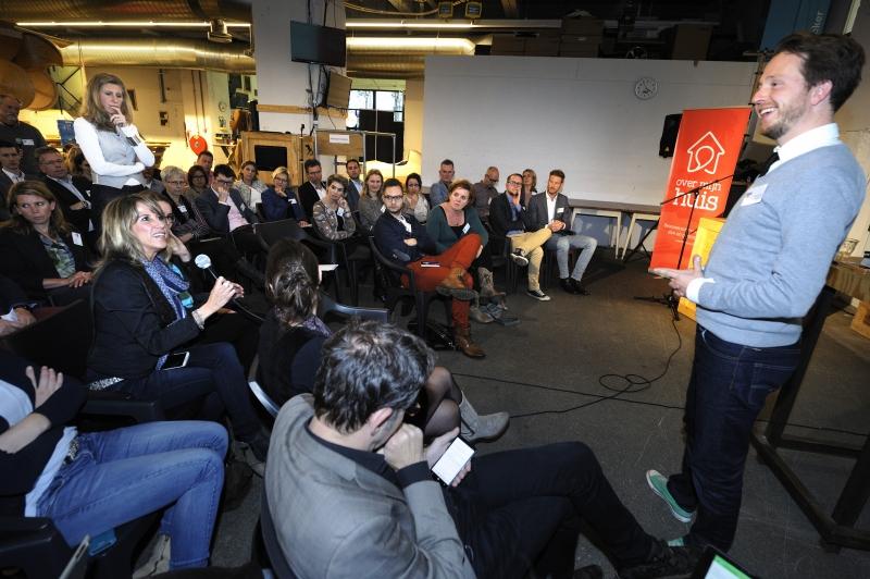 Martijn Zomer presenteert Over mijn huis.