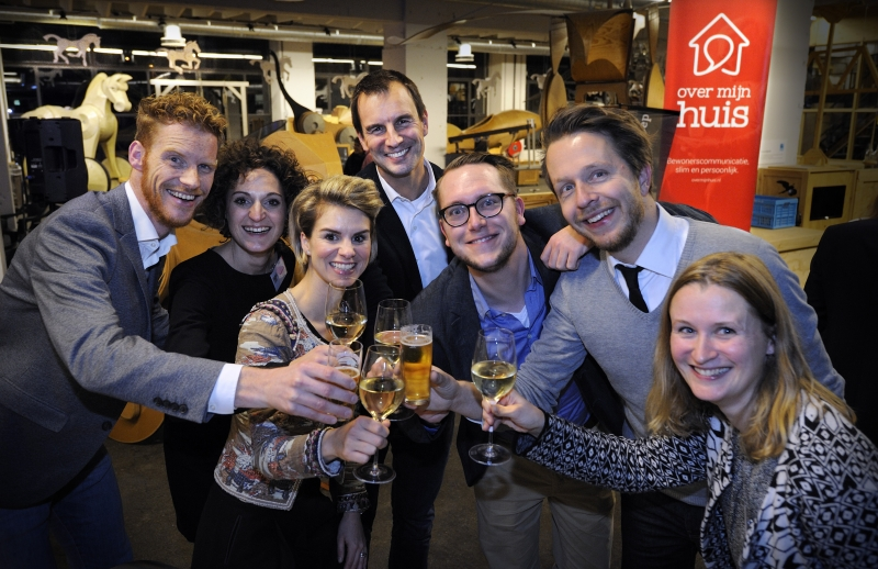 Nederland Eindhoven, 2015 Knaapen organiseert samen met Renda evenement in de Ontdekfabriek op Strijp-S in Eindhoven foto Jos Lammers